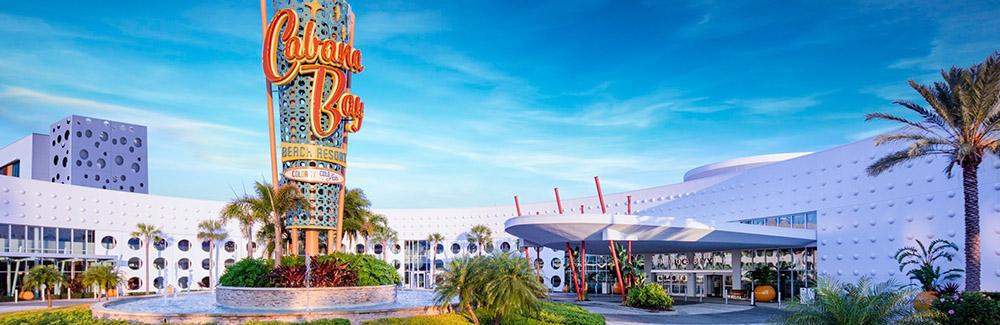 Cabana Bay Beach Resort What S New