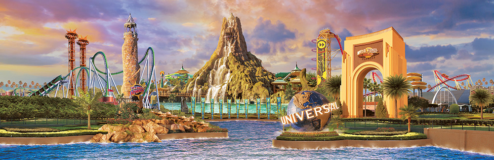 Site Map | Universal Orlando® Youth Programs